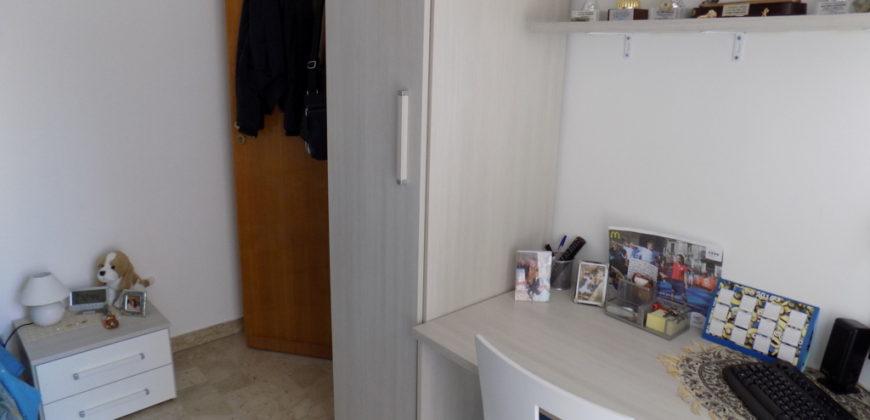 appartamento in edificio trifamiliare