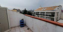 mansarda con terrazzino