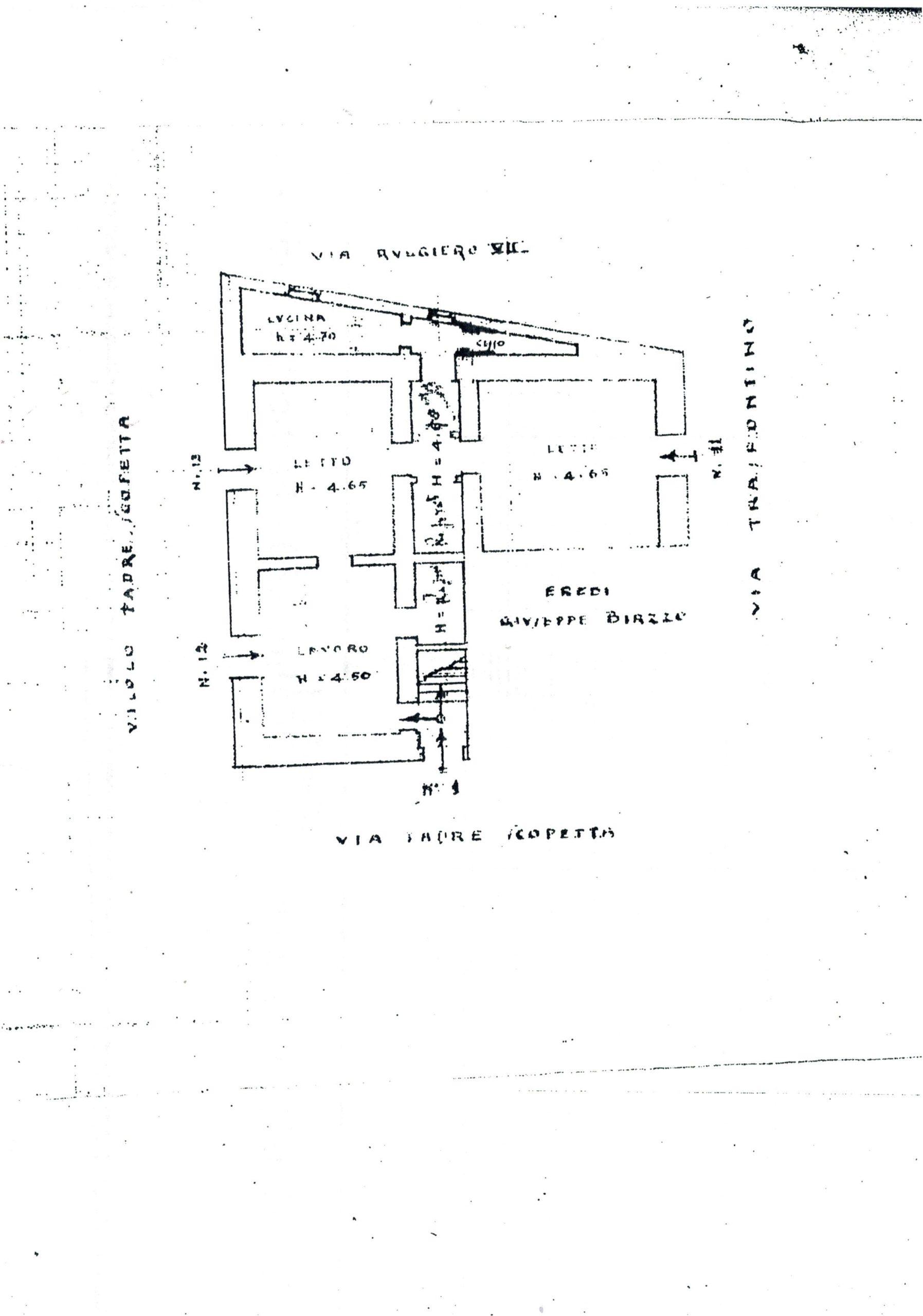 Casa storica zona cappuccini