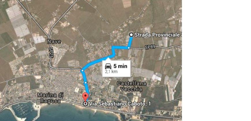 terreno edificabile Marina di Ragusa