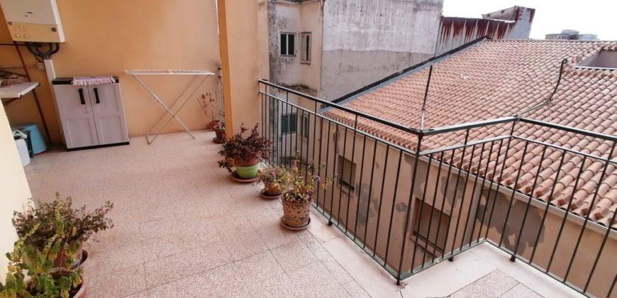 Appartamento con veranda e cantina
