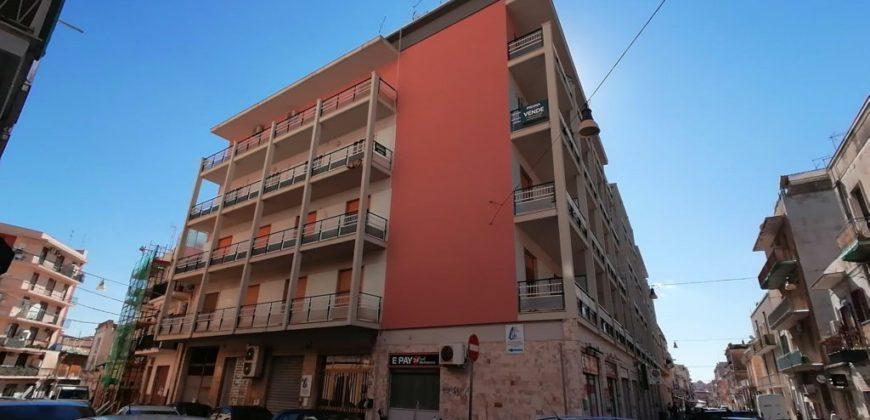 Appartamento con ampi balconi